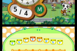 Animal Crossing Clock Screenshot