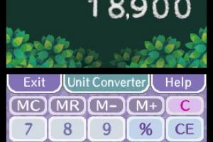 Animal Crossing Calculator Screenshot