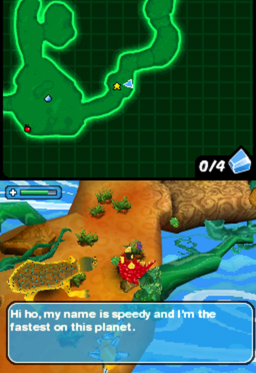 Spore Hero Arena Screenshot