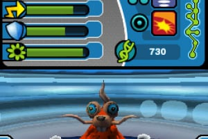 Spore Hero Arena Screenshot
