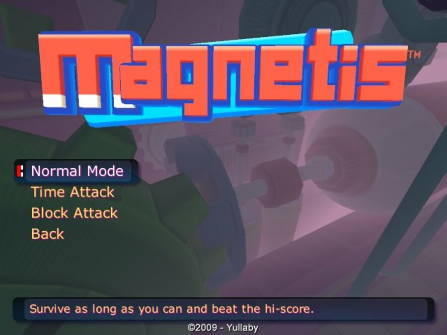 Magnetis Screenshot