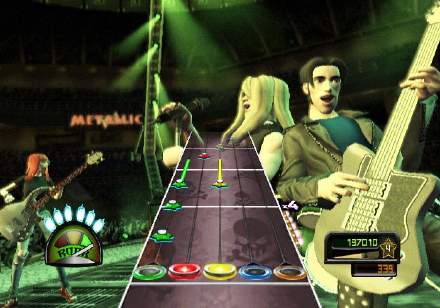 Guitar Hero Metallica Review - Screenshot 2 of 4