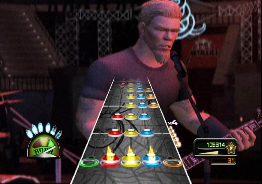 Guitar Hero Metallica Review - Screenshot 1 of 4