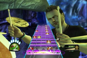 Guitar Hero Metallica Screenshot