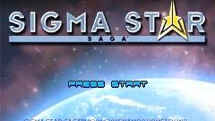 Sigma Star Saga Screenshot