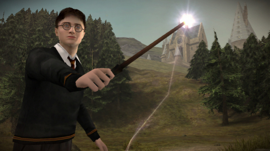 Harry Potter and the Half-Blood Prince Review - Screenshot 1 of 3