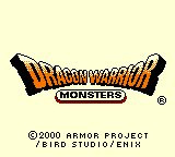 Dragon Warrior Monsters Screenshot