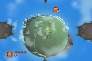 Roogoo Twisted Towers Screenshot