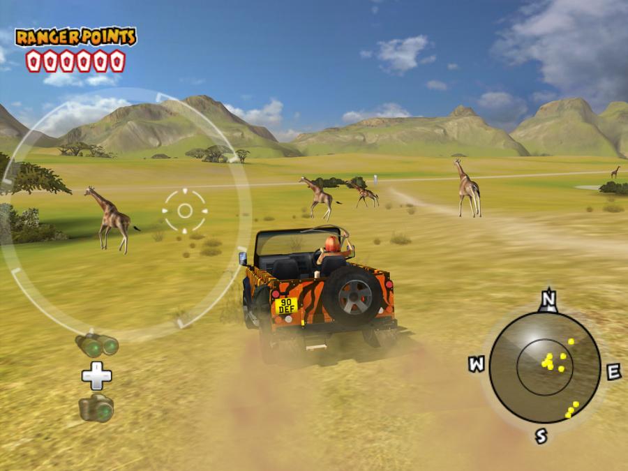Jambo! Safari Review - Screenshot 2 of 6