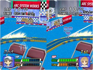 Family Slot Car Racing Screenshot