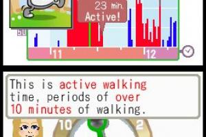 Personal Trainer: Walking Screenshot