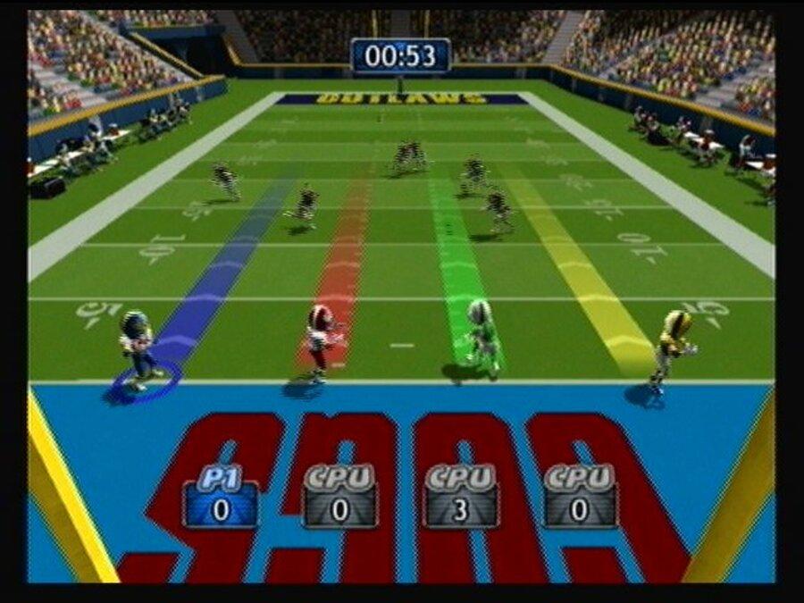 Family Fun Football Screenshot