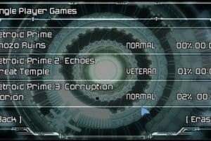 Metroid Prime Trilogy Screenshot