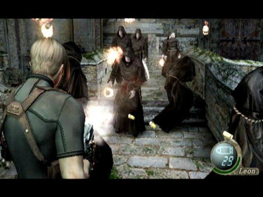 Resident Evil 4 Gcn Gamecube Screenshots