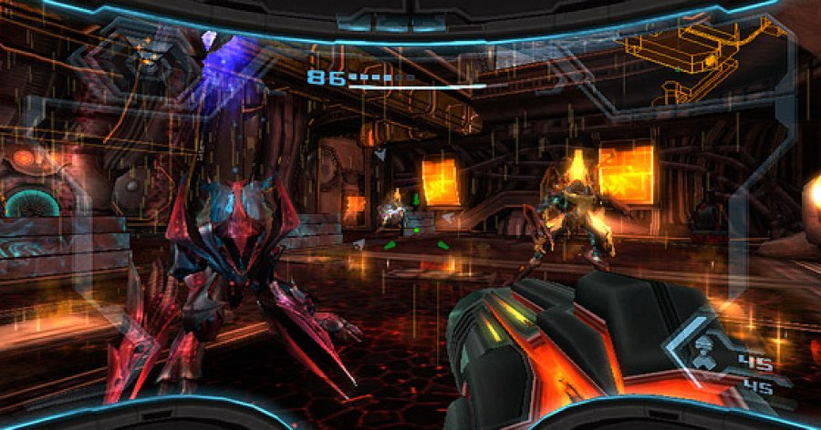 Metroid Prime Trilogy Review - Screenshot 1 of 4