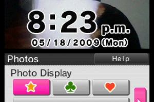Photo Clock Screenshot