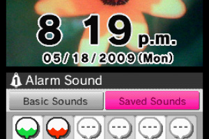 Photo Clock Screenshot