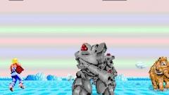 Space Harrier Screenshot