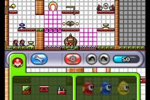 Mario vs. Donkey Kong: Minis March Again! Screenshot