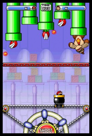 Mario vs. Donkey Kong: Minis March Again! Review - Screenshot 1 of 3