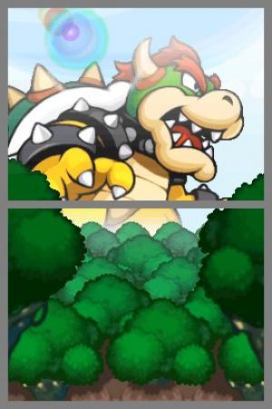 Mario & Luigi: Bowser's Inside Story Review - Screenshot 2 of 4