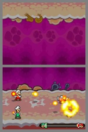 Mario & Luigi: Bowser's Inside Story Review - Screenshot 3 of 4
