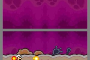 Mario & Luigi: Bowser's Inside Story Screenshot
