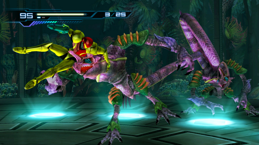 Metroid: Other M Review - Screenshot 3 of 4