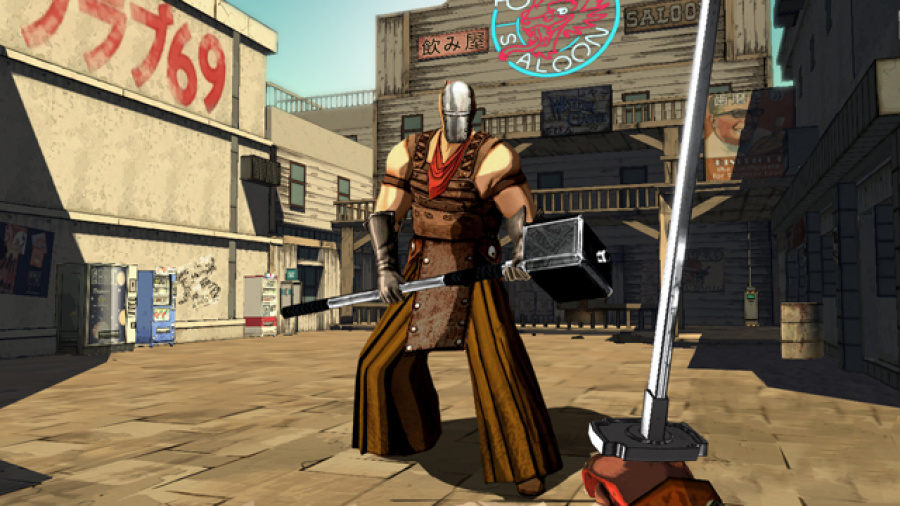 Red Steel 2 Review - Screenshot 4 of 4