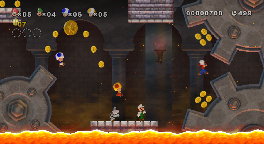 New Super Mario Bros. Wii Review - Screenshot 5 of 5