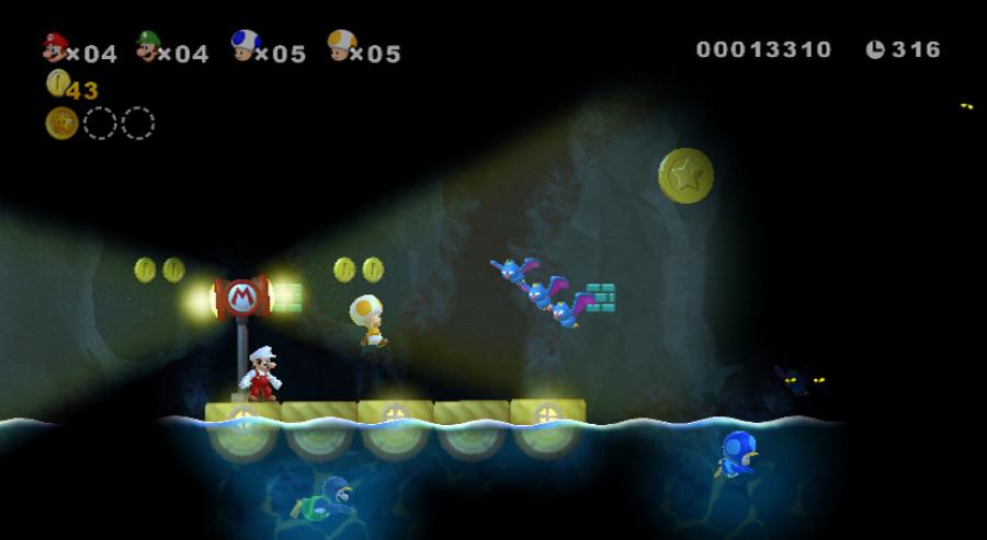 New Super Mario Bros. Wii Review - Screenshot 5 of 5