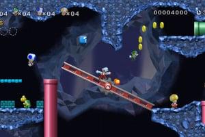 New Super Mario Bros. Wii Screenshot