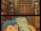 Professor Layton and Pandora's Box Screenshot