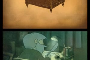 Professor Layton and Pandora's Box Screenshot