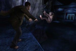 Silent Hill: Shattered Memories Screenshot