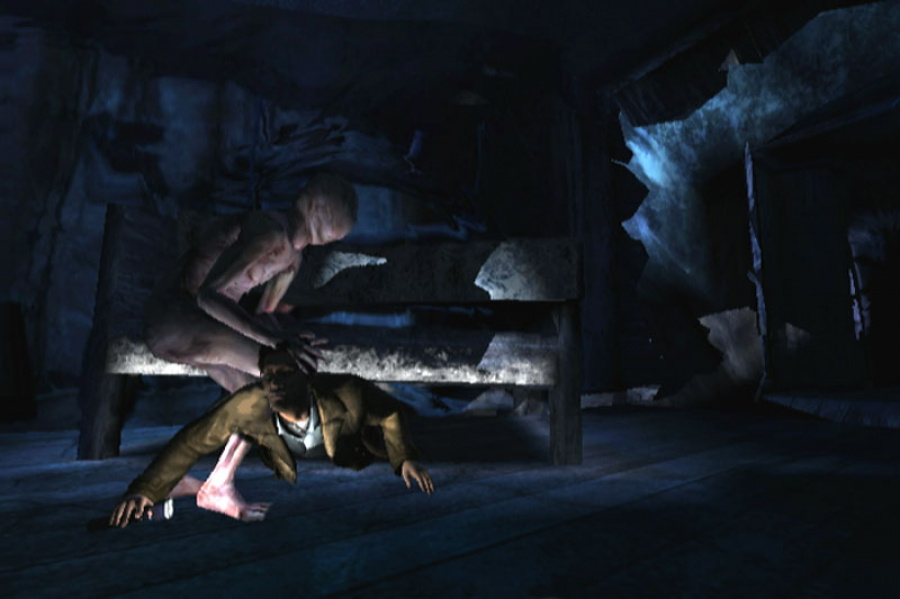 Silent Hill: Shattered Memories Review - Screenshot 4 of 4