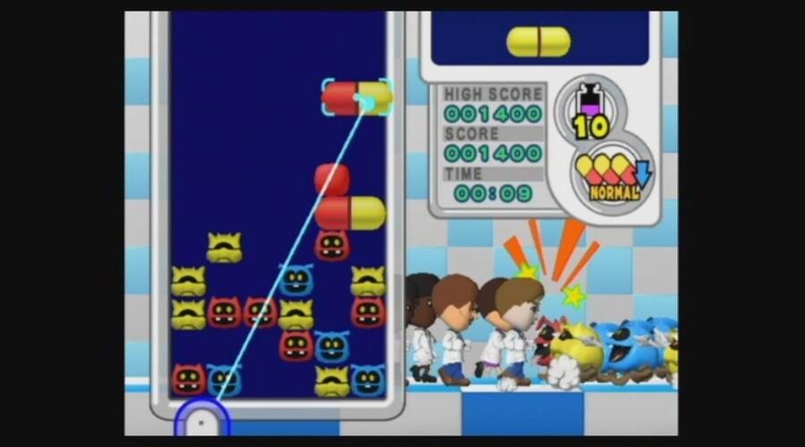 Dr. Mario Online Rx Screenshot
