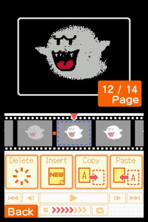 Flipnote Studio Review - Screenshot 1 of 3