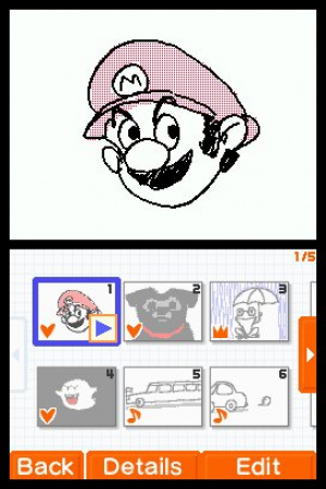 Flipnote Studio Review - Screenshot 3 of 3