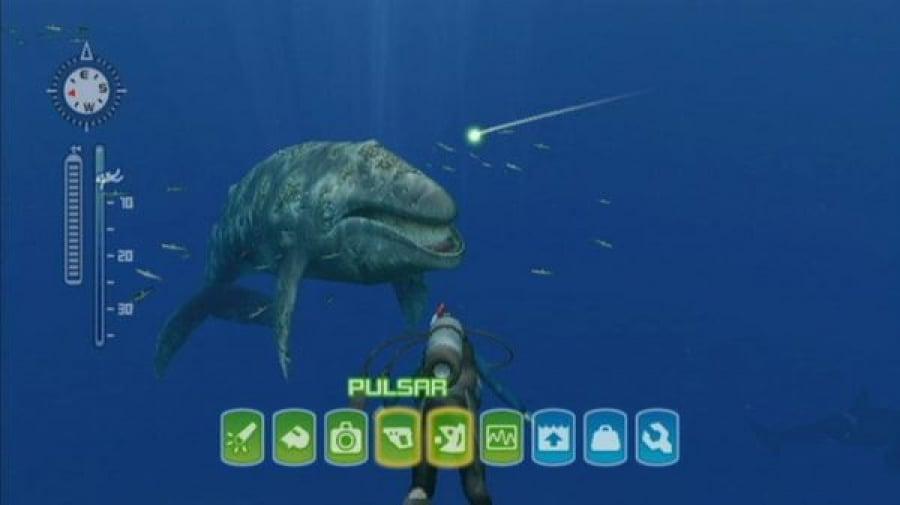 Endless Ocean 2: Adventures of the Deep Review - Screenshot 1 of 5