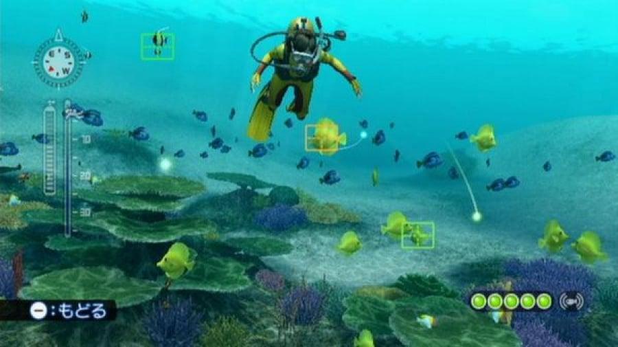 Endless Ocean 2: Adventures of the Deep Review - Screenshot 3 of 5