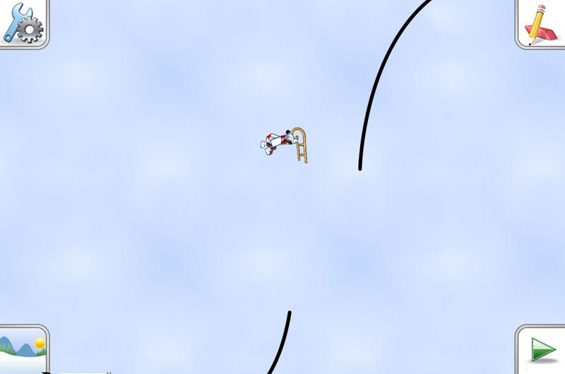 Line Rider: Freestyle Screenshot