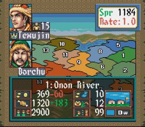 Genghis Khan II: Clan of the Gray Wolf Review - Screenshot 7 of 8