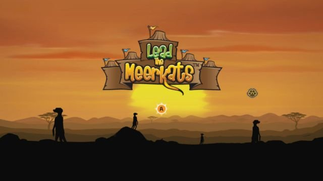 Lead the Meerkats Screenshot