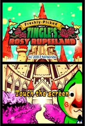 Freshly-Picked Tingle's Rosy Rupeeland Screenshot