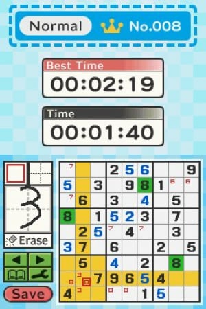 Sudoku 150! For Challengers Review - Screenshot 2 of 2