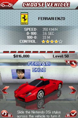Asphalt 4: Elite Racing Review - Screenshot 2 of 2