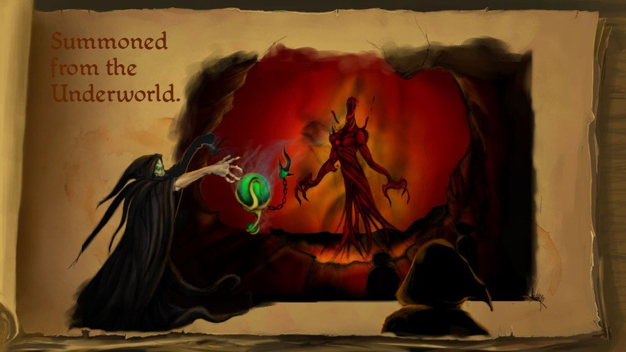 Dragon Master Spell Caster Screenshot