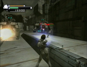 P.N.03 Review - Screenshot 3 of 4