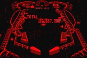 Galactic Pinball Screenshot
